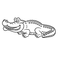 crocodile pictures to color top 10 free printable crocodile coloring pages online to pictures color crocodile