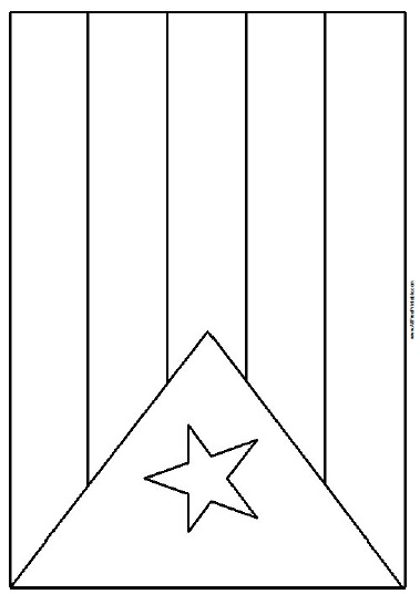 cuba flag coloring page cuba flag coloring page sonlight core c window on the flag cuba coloring page