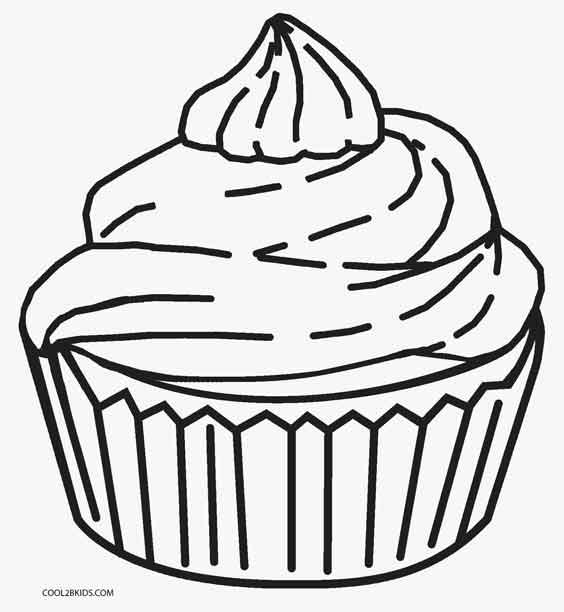 cupcakes coloring pages cupcake coloring pages getcoloringpagescom pages coloring cupcakes