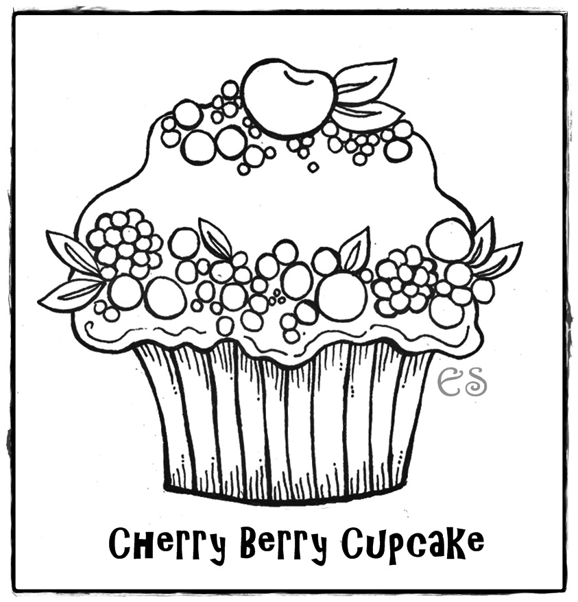 cupcakes coloring pages cupcakes coloring pages free printable pictures coloring coloring cupcakes pages