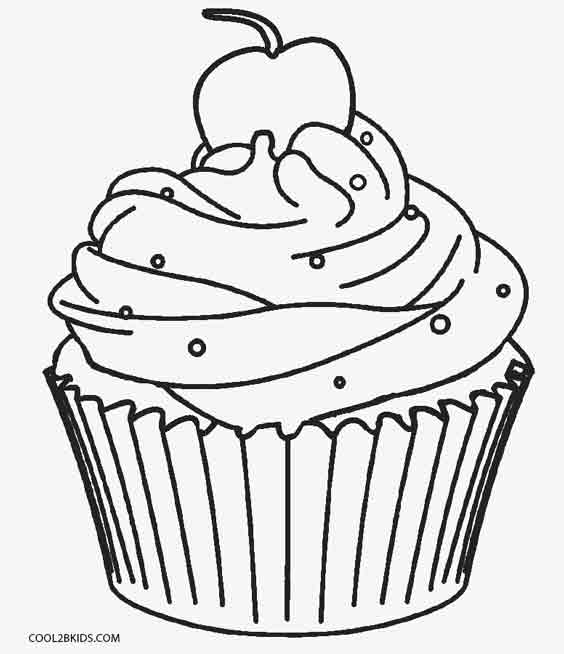 cupcakes coloring pages free printable cupcake coloring pages for kids cool2bkids cupcakes pages coloring