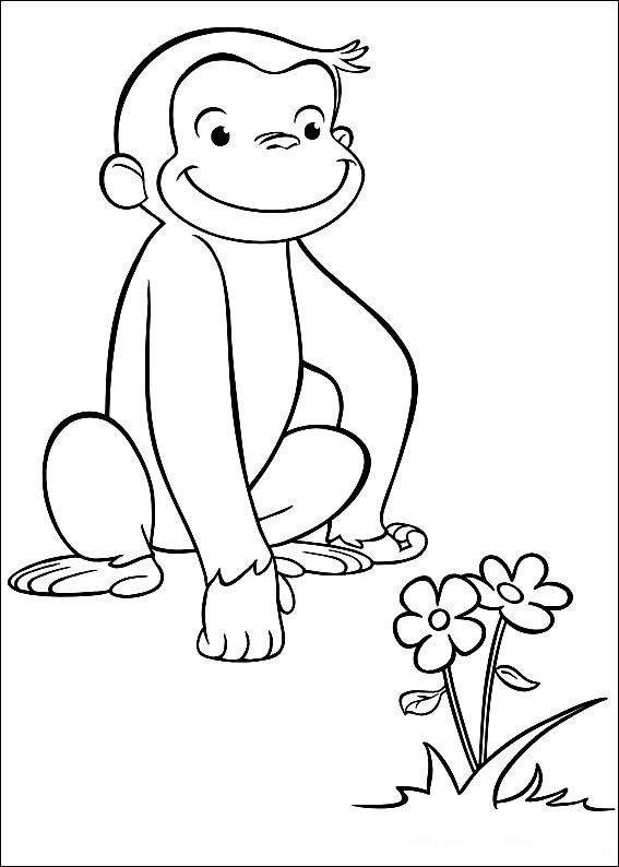 curious george coloring curious george coloring pages best coloring pages for kids george curious coloring