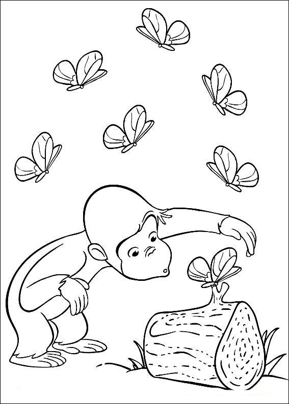 curious george coloring curious george coloring pages to download and print for free curious george coloring