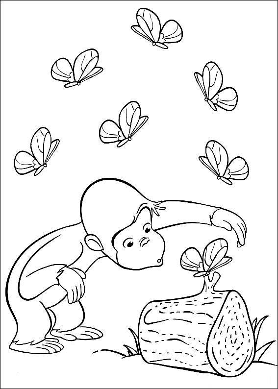 curious george coloring curious george halloween coloring pages coloring home curious george coloring
