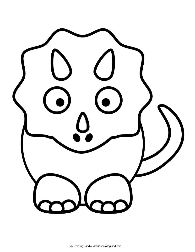 cute baby dinosaur coloring pages dinosaur coloring pages pdf coloring dinosaur cute pages baby