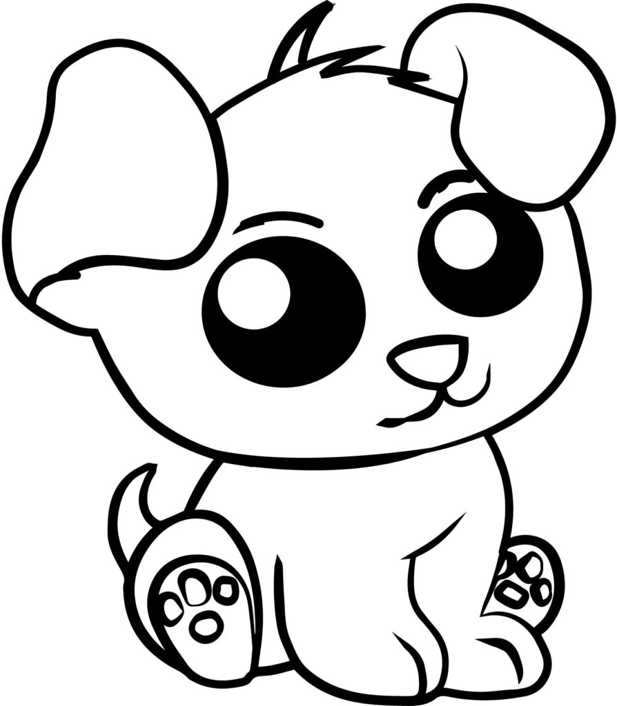 cute coloring pages animals cute drawing animals at getdrawings free download coloring pages animals cute