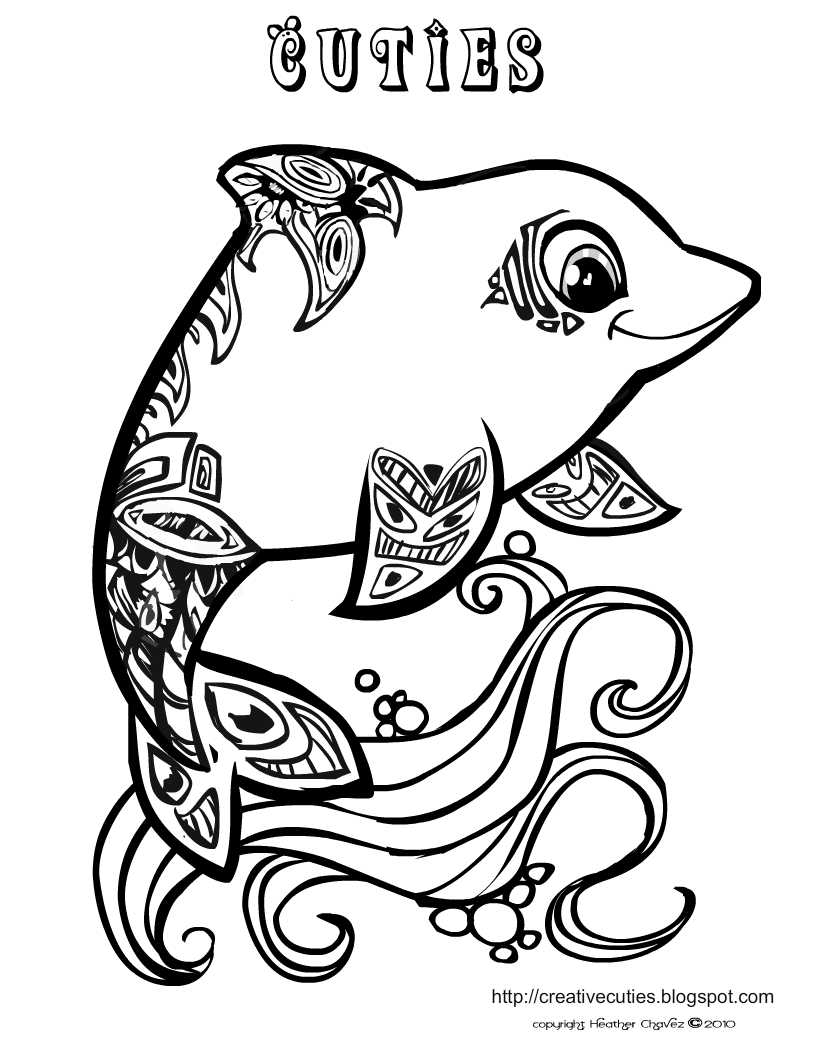 cute coloring pages animals heather chavez creative cuties animal design cute coloring pages animals