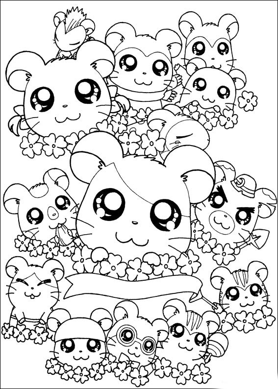 cute coloring pages animals heather chavez free coloring pages cute animals pages coloring