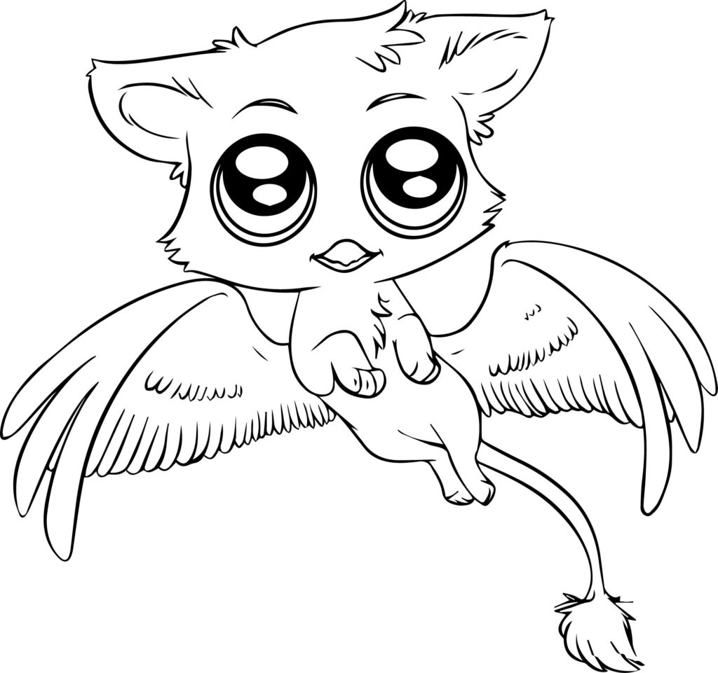 cute coloring pages animals quirky artist loft 39cuties39 free animal coloring pages pages coloring animals cute
