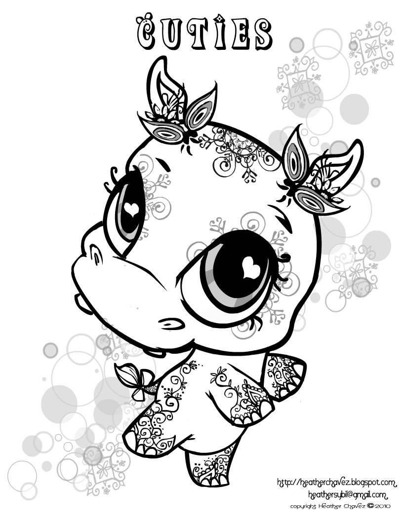 cute coloring pages of animals cute baby animals coloring pages getcoloringpagescom pages of cute coloring animals