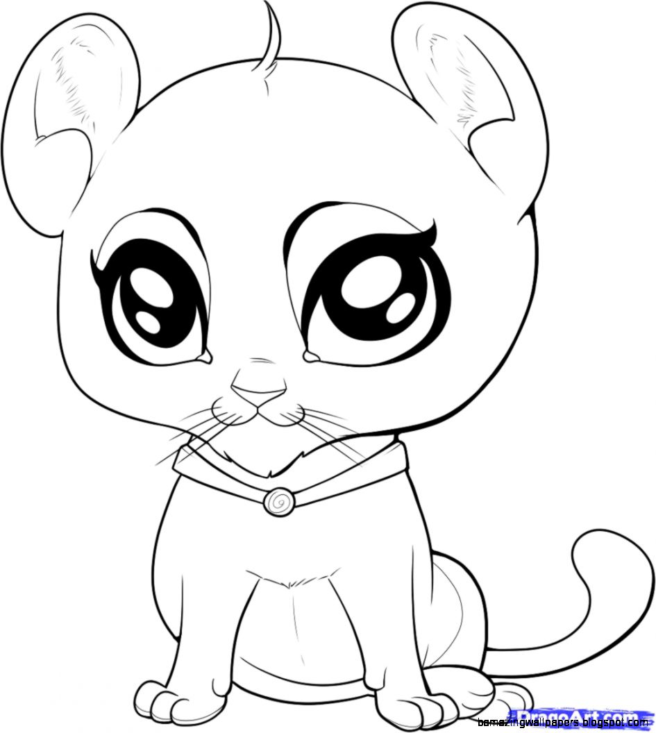 cute coloring pages of animals printable animal coloring pages 13 sheets big bang fish of cute animals coloring pages