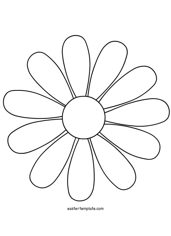 daisy flower colouring pages blooming daisy flower coloring page download print daisy pages flower colouring