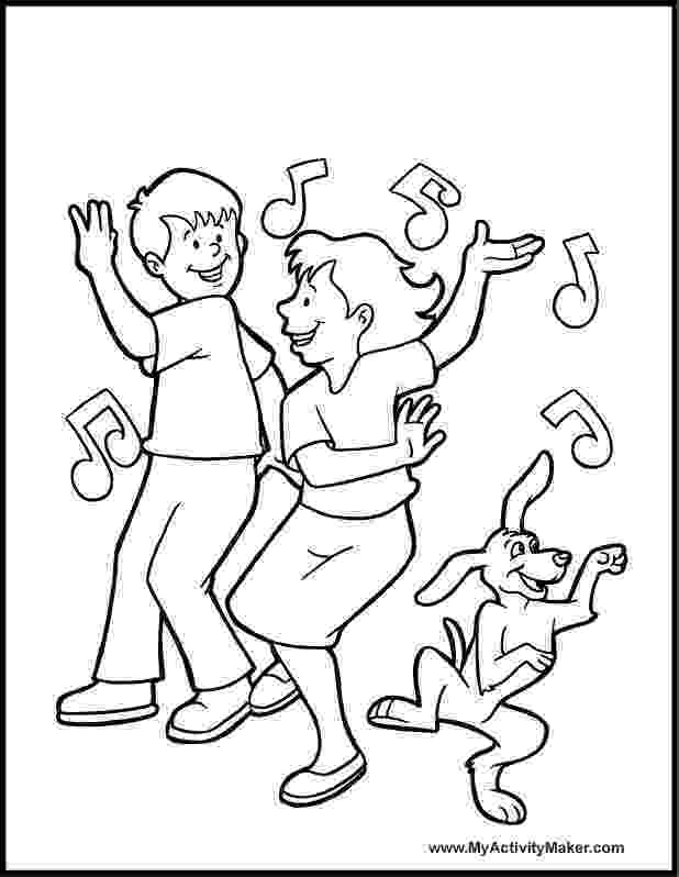 dancing coloring pages dance coloring pages to download and print for free dancing pages coloring