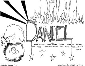 daniel coloring pages 45 best images about daniel and the lions39 den for kids on pages daniel coloring