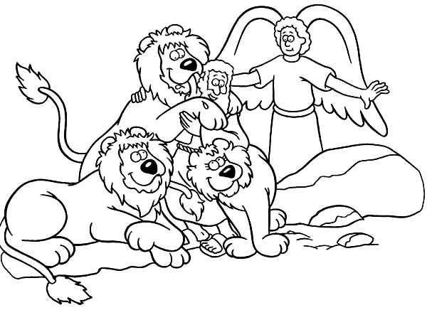 daniel coloring pages daniel chapter 6 bible skits part 6 of 6 ministry to coloring daniel pages