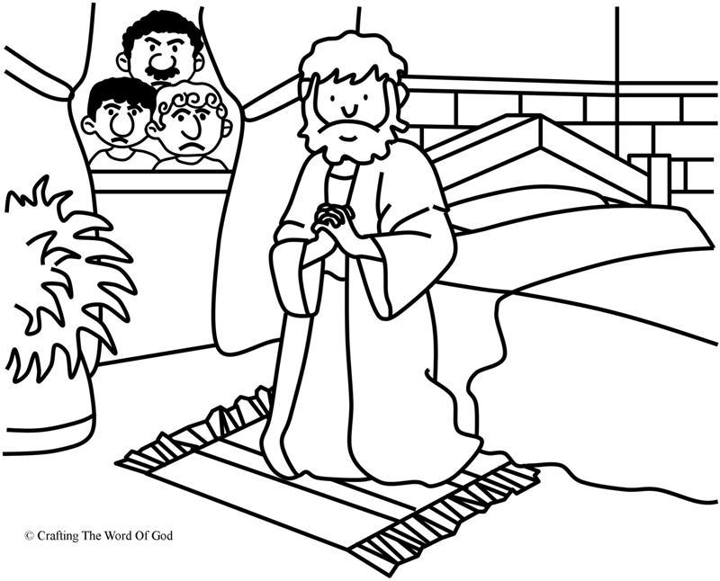 daniel coloring pages daniel prayed coloring page crafting the word of god daniel coloring pages