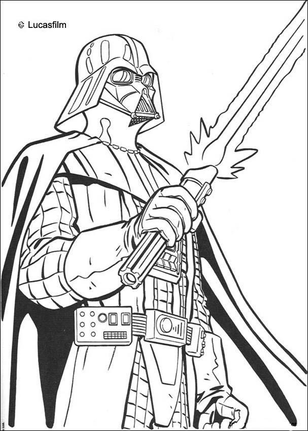 darth vader colouring laser sword of darth vader coloring pages hellokidscom colouring vader darth