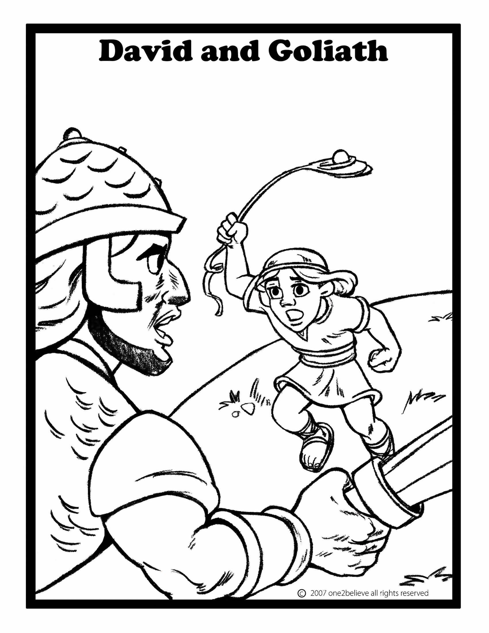 david and goliath coloring page bible david as king coloring pages sketch coloring page and goliath page david coloring