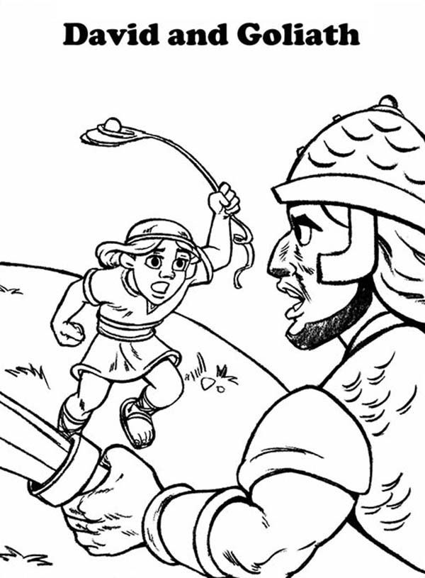 david and goliath coloring page free printable coloring pages david and goliath coloring goliath page and david coloring