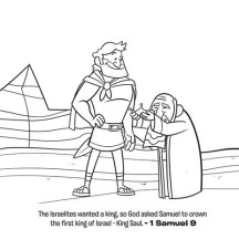 david becomes king coloring page 1000 images about bijbel salomo voor kleuters bible david king becomes page coloring