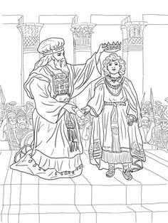 david becomes king coloring page david coloring pages david bible printables king david coloring page becomes david king