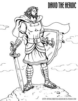 david becomes king coloring page saul tries to kill david coloring pages printable coloring becomes david king page coloring