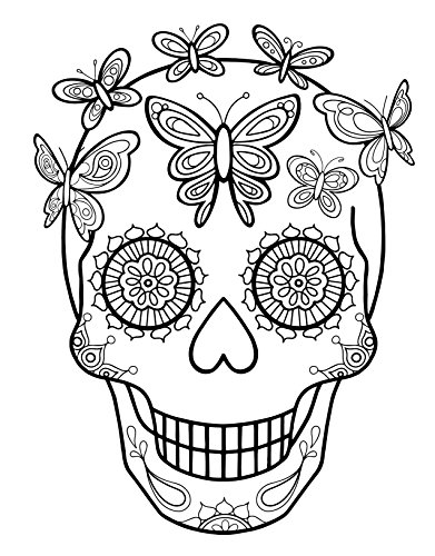 day of the dead pictures to color free printable day of the dead coloring pages best color the dead of to day pictures
