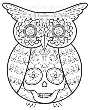 day of the dead pictures to color october 2012 cindy39s notebook to dead the day of color pictures