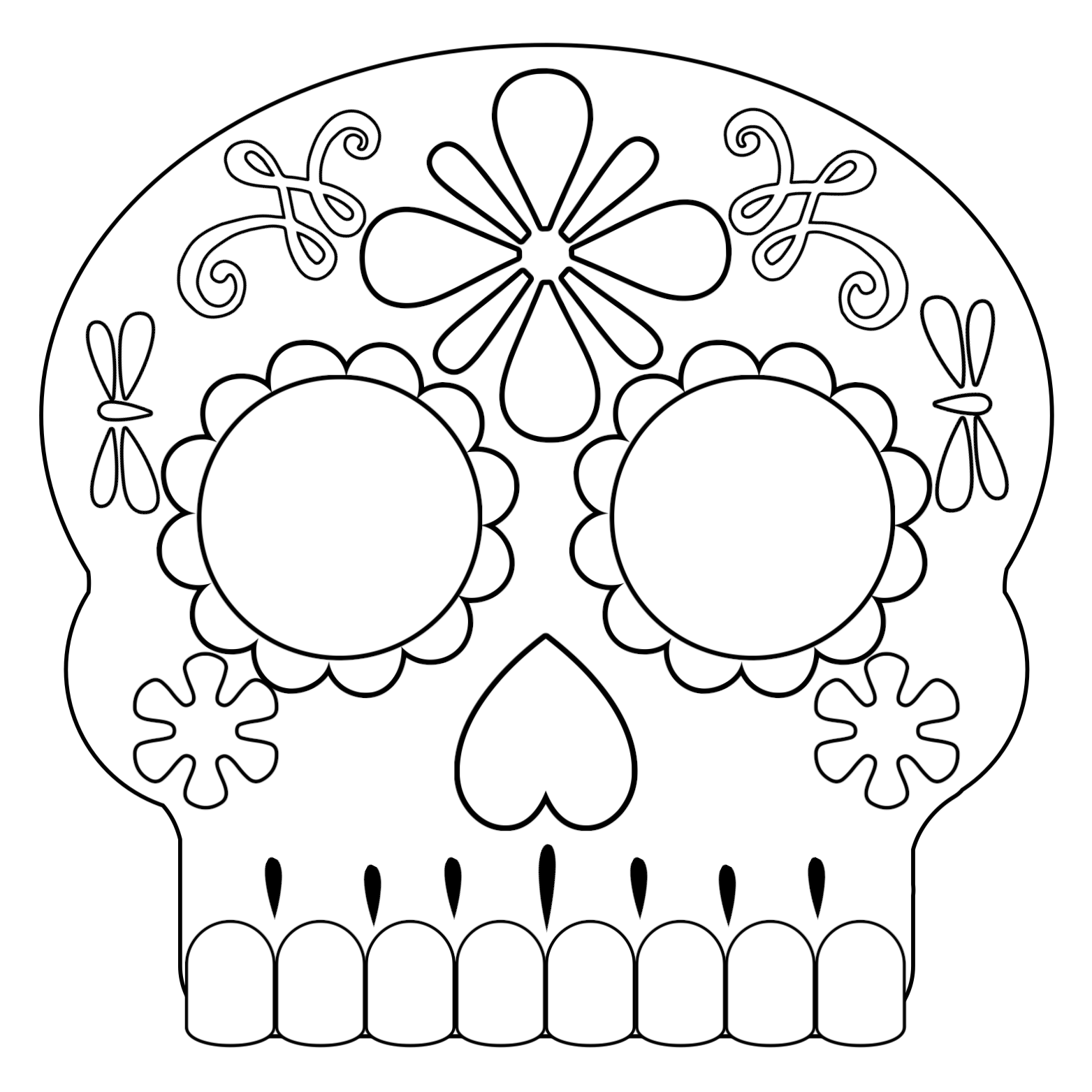day of the dead template day of the dead masks sugar skulls free printable paper template the dead day of