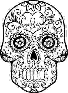 day of the dead template dia de skulls and sugar skull on pinterest day dead template of the