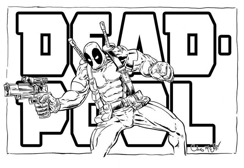 deadpool free deadpool printable coloring pages enjoy coloring kids deadpool free