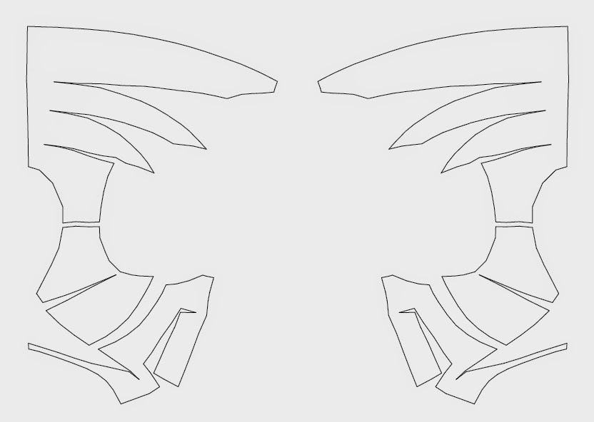 deadpool mask template 1000 images about cardboard templates on pinterest mask deadpool template