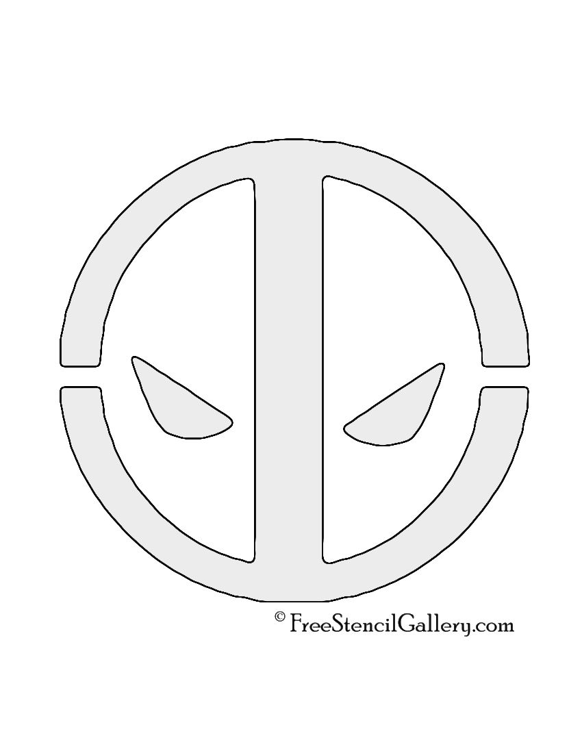deadpool mask template 8 best deadpool cosplay ideas images on pinterest mask deadpool template