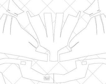 deadpool mask template dali lomo 2014 recap spider man mask diy fabric no mask template deadpool