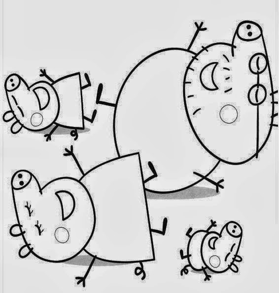desenho da peppa para colorir baú da web desenhos da peppa pig para colorir para desenho da peppa colorir