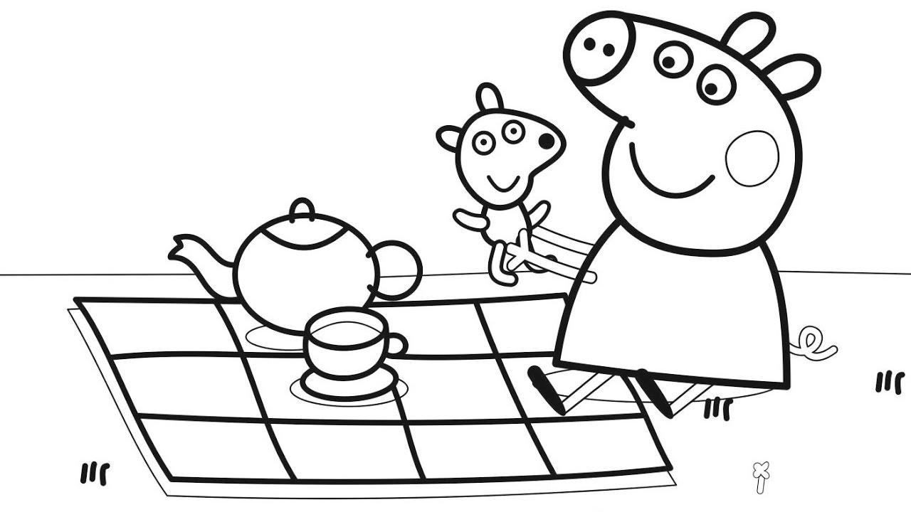 desenho da peppa para colorir desenhos da peppa pig desenhos e colorir colorir para desenho peppa da