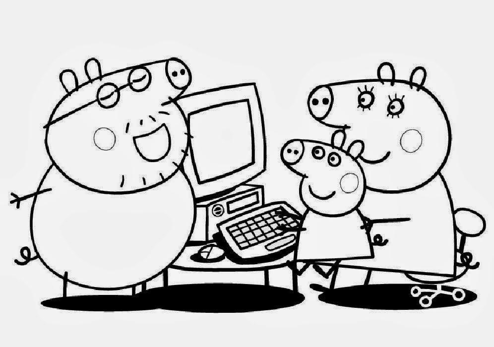 desenho da peppa para colorir desenhos desenhos peppa pig para colorir desenho peppa para colorir da