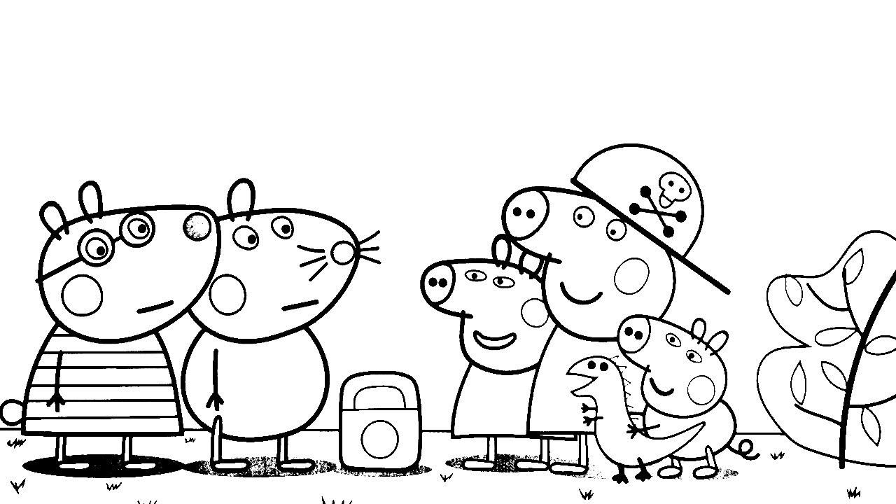 desenho da peppa para colorir pintar desenho da peppa pig colorir porquinha peppa desenho colorir peppa da para