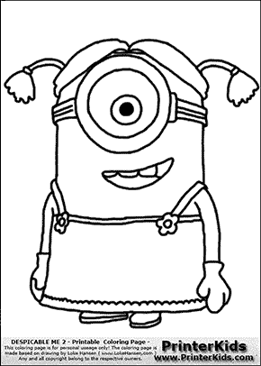 despicable me minions coloring pages printable despicable me coloring pages for kids cool2bkids minions pages coloring despicable me