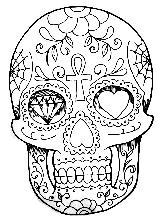 dia de los muertos coloring day of the dead coloring and craft activities dia de los dia de los coloring muertos