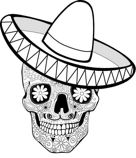 dia de los muertos coloring dia de los muertos coloring pages to download and print coloring los de muertos dia