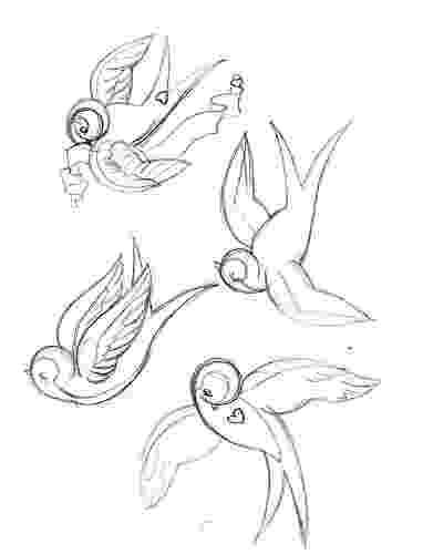 dibujos de golondrinas golondrinas dibujos imagui de dibujos golondrinas