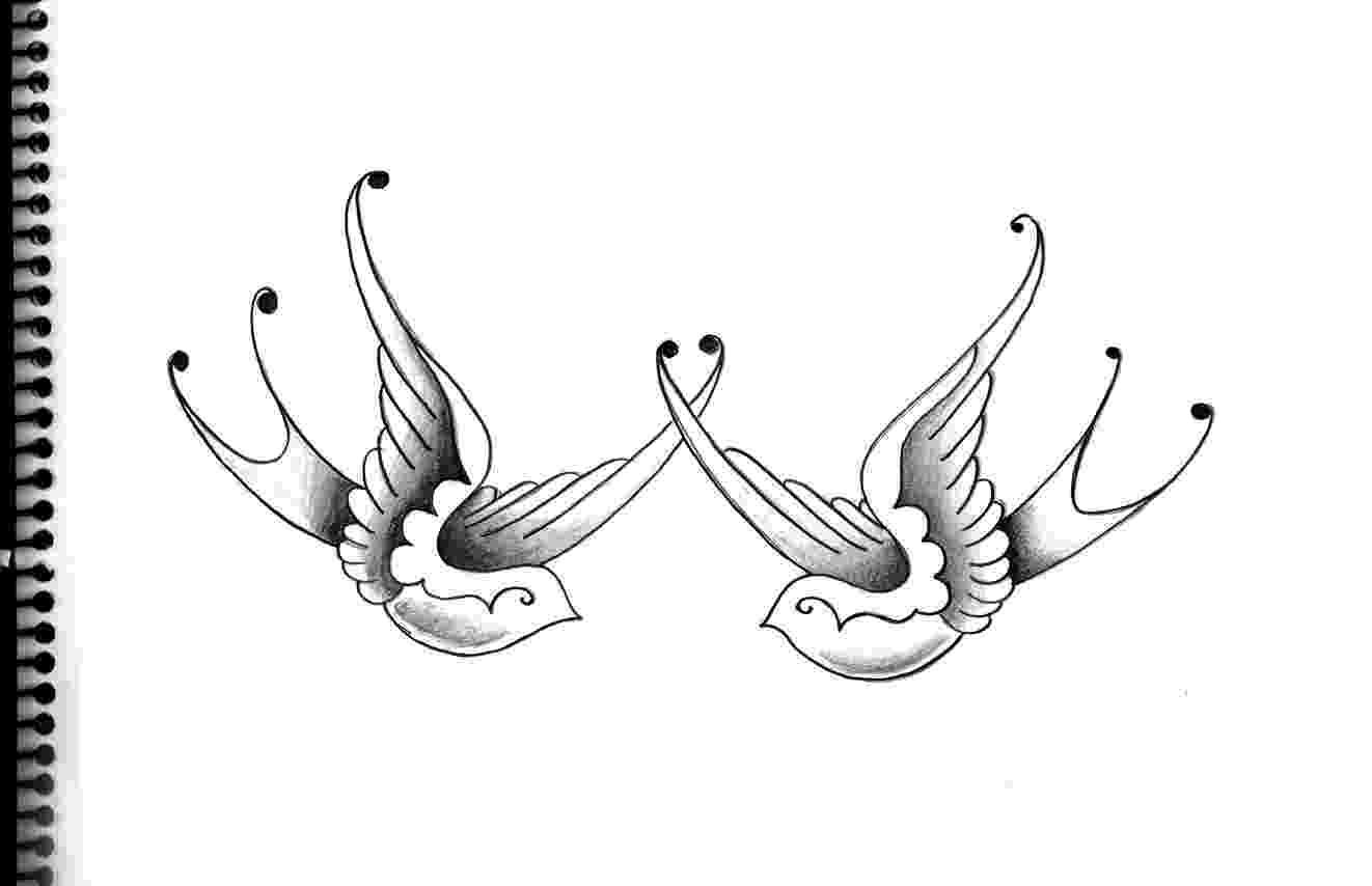 dibujos de golondrinas golondrinas silueta buscar con google patrones golondrinas dibujos de