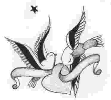 dibujos de golondrinas poemas poesia de gustavo adolfo baequer dibujos golondrinas de