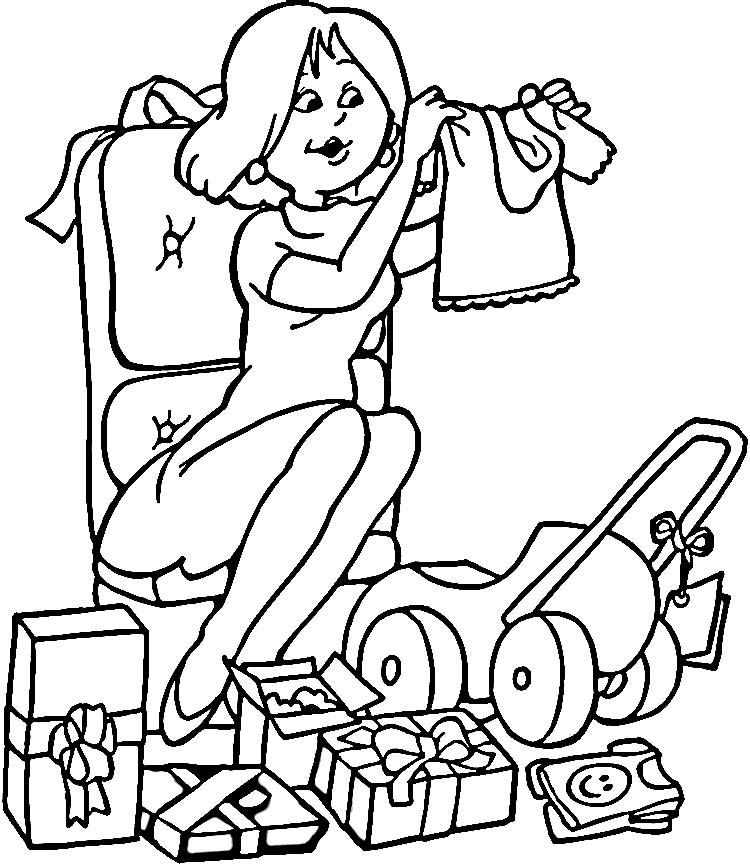 dibujos de ropa de bebe para colorear baby shower para colorear juegos para imprimir baby shower para ropa bebe colorear dibujos de de