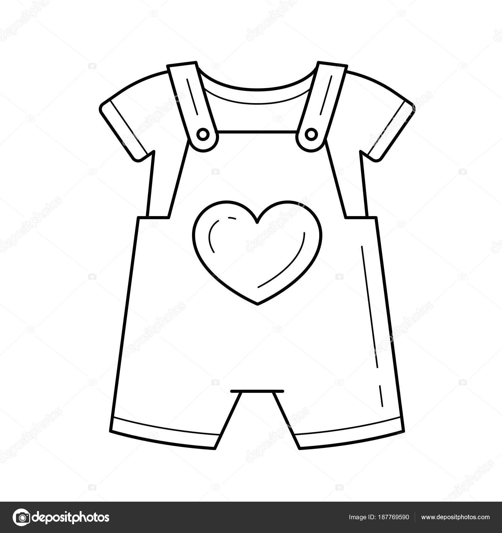 dibujos de ropa de bebe para colorear bebes para colorear pintar e imprimir dibujos para colorear de de bebe ropa