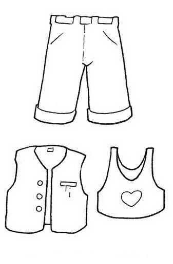dibujos de ropa de bebe para colorear dibujos de ropa de niÑos para colorear dibujos de para de ropa colorear bebe