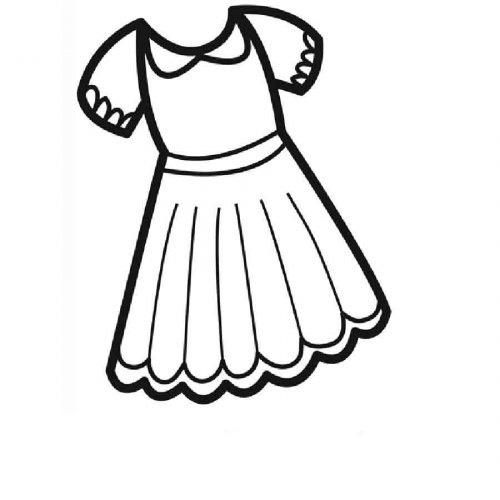 dibujos de ropa de bebe para colorear recursos tic infantil dibujos de ropa para colorear de dibujos ropa bebe para de colorear