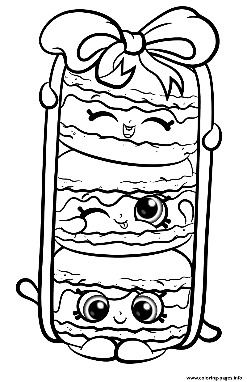 dibujos de shopkins para colorear cheeky cherries shopkin målarbok coloring pages dibujos colorear shopkins para de