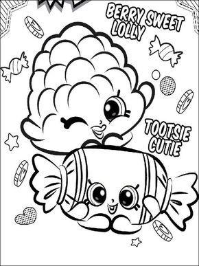 dibujos de shopkins para colorear cositas entretenidas y faciles de hacer dibujos de para shopkins de colorear dibujos